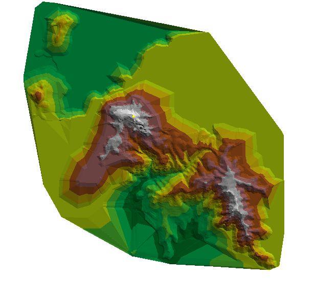 Progres harta GIS