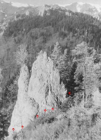Coltul Muntelui Rosu